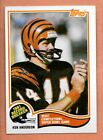 1982 Topps Football Singles #'s 1 - 256 Pick 1 Card From List EXC-NRMT $0.99 USD on eBay
