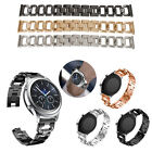 Metal Bracelet Strap Replacement Watch Band For Samsung Galaxy Watch 46mm