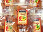 Trader Joe's Chile Spiced Mango Dried Fruit 1 2 3 4 5 Bag Bags New & Fresh