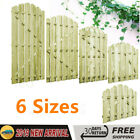 Arched Garden Gate Fsc Impregnated Pinewood Wooden Fence Door Side Picket Gates