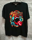 VTG rare - T shirt - THE ROLLING STONES RETRO 70's - reprint -limmited edition image
