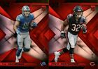 2019 PANINI XR FOOTBALL RED #/249 PARALLEL SINGES W/ ROOKIE RC - YOU PICK $1.49 USD on eBay