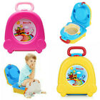 Child Kids Potty Training Toilet Seat Travel Car Portable Urinal Toddler Chair image
