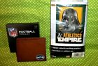 WINCRAFT OAKLAND A'S ATHLETICS EMPIRE VADER FLAG or Gamewear SEAHAWKS WALLET on Ebay