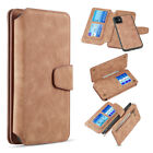 Luxury Coach 2 Series Flip Wallet with Detachable Case for iPhone 11