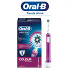 Cepillo de Dientes Eléctrico Recargable Oral-B PRO 600 CrossAction
