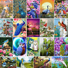Birds Animal DIY Paint By Number Kit Oil Painting On Canvas Home Wall Art Decor