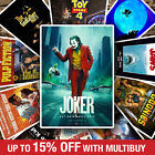 CLASSIC VINTAGE MOVIE POSTERS - A4 A3 A2 - Quality Prints - Marvel, Jaws, Joker £2.98 GBP on eBay
