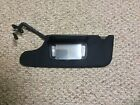 CHRYSLER SEBRING CONVERTIBLE SUN VISOR SUNVISOR BLACK OEM ILLUMINATED $7.99 USD on eBay