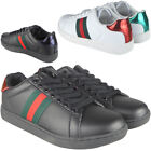 Ladies Trainers Womens Pumps Running Flat Low Top Lace up Walking Gym Shoes Size