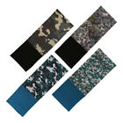 Fleece Bandana Face Mask Headwear Neck Camouflage Snood Warmer Tube Scarf Wraps