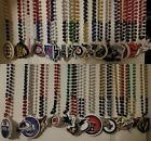 Mardi Gras Sports Beads OFFICIAL NHL 31 HOCKEY TEAMS Choose Your Favorite! NEW! $9.75 USD on eBay