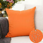 Waterproof Cushion Cover Garden Furniture Seat Home Decor Bench Outdoor 8 Colors