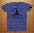 I'm Mostly Peace, Love And Light T-Shirt (Free Shipping)