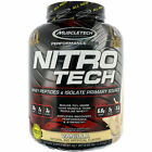 MuscleTech Nitro Tech Performance Series Protein 4 lb (40 Servings) PICK FLAVOR $46.99 USD on eBay