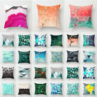 Modern Geometric Waist Throw Pillow Case Cushion Cover Home Sofa Bedroom Decor image