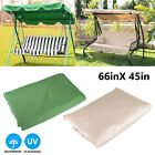 Waterproof Anti-UV Patio Swing Top Cover Canopy Replacement Garden Hammock US