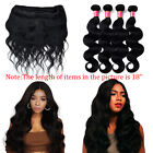 100 virgin human hair extensions weave double weft straight bundles hair bundle