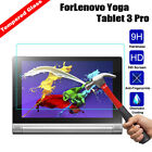 New Genuine HD Tempered Glass Film Screen Protector For Various Lenovo Tablets