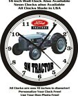 FORD 9N TRACTOR WALL CLOCK-FREE USA SHIP