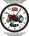 FORD 601 TRACTOR WALL CLOCK-FREE USA SHIP-John Deere, Farmall, International