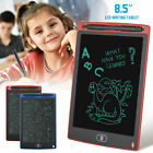 "8.5"" LCD Writing Tablet Pad eWriter Board Stylus Digital Kid DIY Drawing Board"