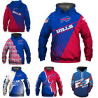 Buffalo Bills Football Hoodie 3D Printed Sweatshirts Pullover Hooded Jacket Coat $29.44 USD on eBay