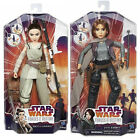 "NEW STAR WARS FORCES of DESTINY REY of JAKKU & JYN ERSO ACTION FIGURE TOY 11"" £6.99 GBP on eBay"