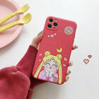 Japan Anime Sailor Moon Phone Case Cover For iPhone 11 X XR Xs 7 8 Plus SE 2020