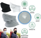 Kyпить Summer Breathable Half Face Mask Sun Protection Neck Gaiter for Outdoor Sport US на еВаy.соm