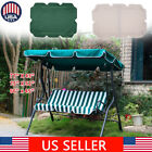 3 Seater Replacement Canopy Swing Hammock Seat Spare Covers Garden Chair Bench