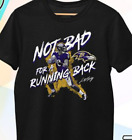 NFL Lamar Jackson Baltimore Ravens Not Bad For A Running Back Signature Shirt $20.99 USD on eBay