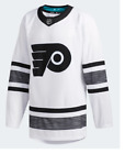 Authentic Adidas NHL Philadelphia Flyers Parley Hockey Jersey New Mens Sizes $59.99 USD on eBay