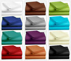 Sheet Set  100% Percale Cotton 400 TC 18 Inches Deep Fitted 4 Piece Bedding Set image