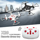 Syma X20 Mini RC Drone Aircraft Altitude Hold Headless Mode Gyro Quadcopter Toy