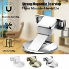 Home Invisible Anti-Collision Door Stopper Magnetic Doorstop Holder Stop Catch