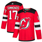 17 Wayne Simmonds Jersey New Jersey Devils Home Adidas Authentic