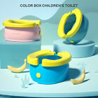 Portable Baby Toilet Child Kids Infant Urinal Travel Potty with Poop Garbag Bags image