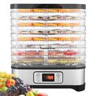 Stackable Trays Food Dehydrator Machine Electric Multi-layer Food TXST 03