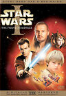 Star Wars: Episode I - The Phantom Menace [Widescreen Edition] $1.0 USD on eBay