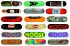 Moose Skateboard Deck Canadian Maple - Choose Graphic and Size image