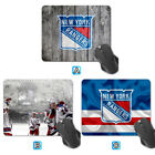 New York Rangers Sport Mouse Pad Mat PC Laptop Mice Office $4.99 USD on eBay