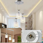 Modern Retro Petal Ceiling Light LED Pendant Lamp Shade Dining Room Chandelier