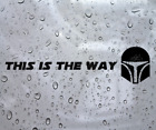 This Is The Way Mandalorian Star Wars Inspired Car, Laptop, or Decor Vinyl Decal $6.39 USD on eBay