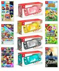 Kyпить Nintendo Switch Lite Handheld Game Console Bundle with Choice of Game Brand New на еВаy.соm