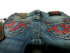 True Religion Toddlers Boys Manchester Rocco Relaxed Skinny Blue Jeans Size 3T