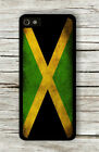 FLAG JAMAICA COUNTRY  CASE FOR iPHONE 4 , 5 , 5c , 6 -ler2X