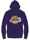 Men's Los Angeles Lakers Mitchell & Ness Mamba Logo Purple HWC Sweatshirt Hoodie