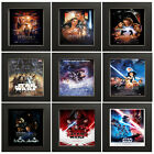 Star Wars All episodes Vintage Retro Posters Home Prints Art Decor A4 A3 A2 HD £3.99 GBP on eBay