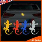 Car Reflective Sticker Gecko  Reflector Tape Warning Mark Auto Strip Light